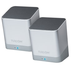 Turcom Wireless Bluetooth 2 Channel Mini