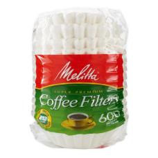 Melitta Basket Coffee Filters Pack Of