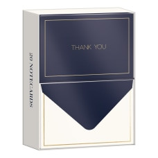 Lady Jayne Professional Thank You Note