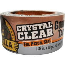 Gorilla Crystal Clear Tape 18 yd