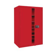 Sandusky Keyless Electronic Storage Cabinet 78