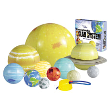 Learning Resources Inflatable Solar System Grades