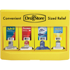 Lil Drug Store Store Medicine Dispenser