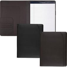 Mead Cambridge Faux Leather Padfolio 9