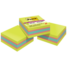 Post it Super Sticky Notes Cubes