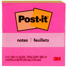 Post it Notes Original Notepads 4