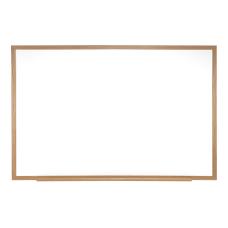 Ghent Dry Erase White Board Medium