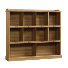Sauder Barrister Lane Cubby Bookcase Scribed