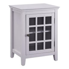 Linon Home Decor Products Kacey Single
