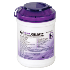 Unimed Super Sani Cloth Germicidal Wipes