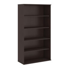 Bush Business Furniture 5 Shelf Bookcase