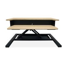 Luxor 32 Standing Desk Converter White