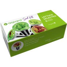 Aspara Lettuce Selected Seed Kit Kit