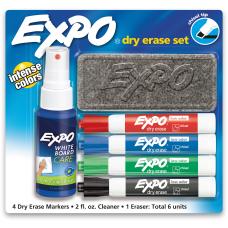 EXPO Dry Erase Starter Kit Low