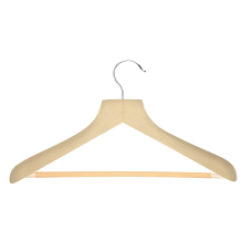Honey Can Do Wood Hangers Curved
