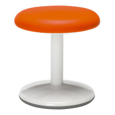 OFM Orbit Static 14 Stool OrangeWhite