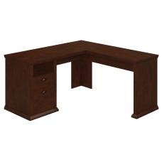 Bush Furniture Yorktown L Shaped Desk