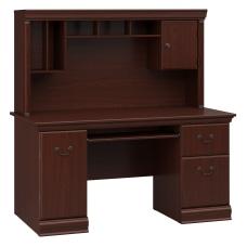 Bush Furniture Birmingham Office Desk With