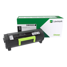 Lexmark 51B1000 Return Program Black Toner