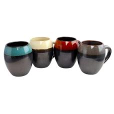 Gibson Home Soroca 4 Piece Mug