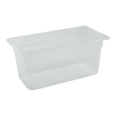 Cambro 13 Size Food Pan Clear