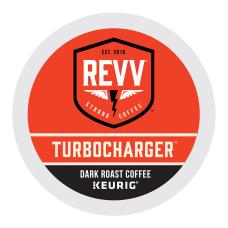 REVV Turbocharger Single Serve K Cup