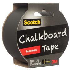 Scotch Chalkboard Tape 3 Core 2