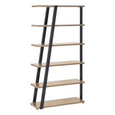 Safco Mirella 68 H 5 Shelf