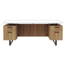 Safco Mirella 66 W Freestanding Desk
