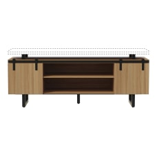 Safco Mirella Wall Cabinet Base wWood