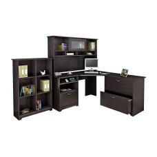 Bush Furniture Cabot Corner Desk And