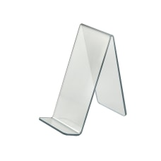 Azar Displays Tabletop Easels Acrylic 8