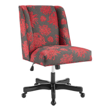 Linon Cooper Mid Back Office Chair