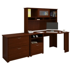 Bush Furniture Cabot Corner Desk With