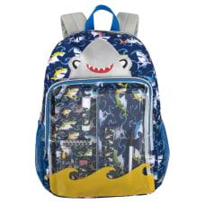 Trailmaker Childrens Backpack Bundle Sharks