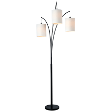 Kenroy Home Leah Arc Floor Lamp