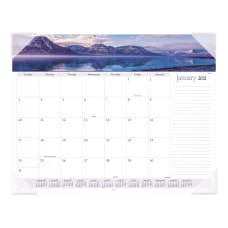 AT A GLANCE Landscape Panoramic Monthly