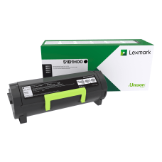 Lexmark 51B1H00 High Yield Return Program