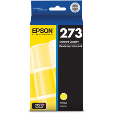 Epson Claria Premium 273 Yellow Ink