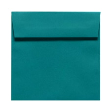 LUX Square Envelopes With Peel Press