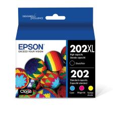 Epson 202XL Claria High Yield Black