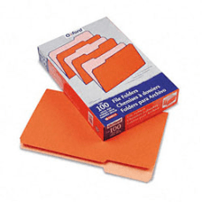 Pendaflex Two Tone Color File Folders