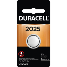 Duracell 2025 Lithium Security Batteries For