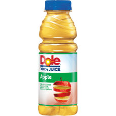 Dole Bottled Apple Juice Apple Flavor