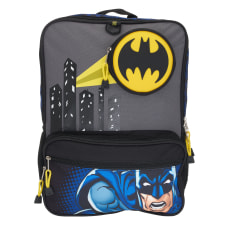 Accessory Innovations Batman Bat Signal Backpack