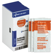 First Aid Only Antibiotic Ointment Refill