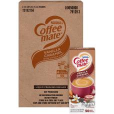 Coffee mate Liquid Coffee Creamer Tub