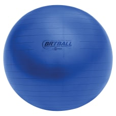 Champion Sports Blue TrainingExercise Ball