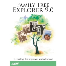 soft Xpansion Family Tree Explorer 9
