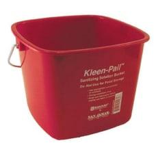 San Jamar Kleen Pail Sanitizer Bucket